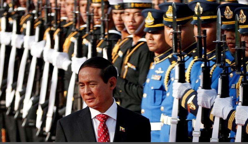 أسباب الانقلاب في ميانمار سجال عمره 33 عامًا (1)