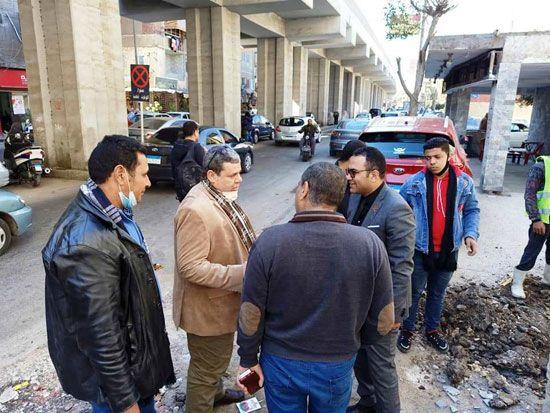النائب أحمد زيدان نائب تنسيقية شباب الاحزاب (2)
