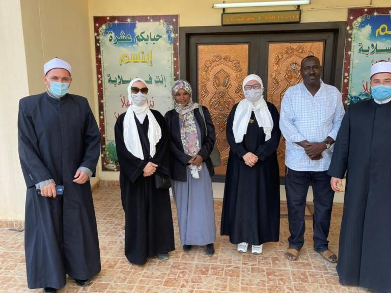 قافلة الأوقاف فى السودان (3)