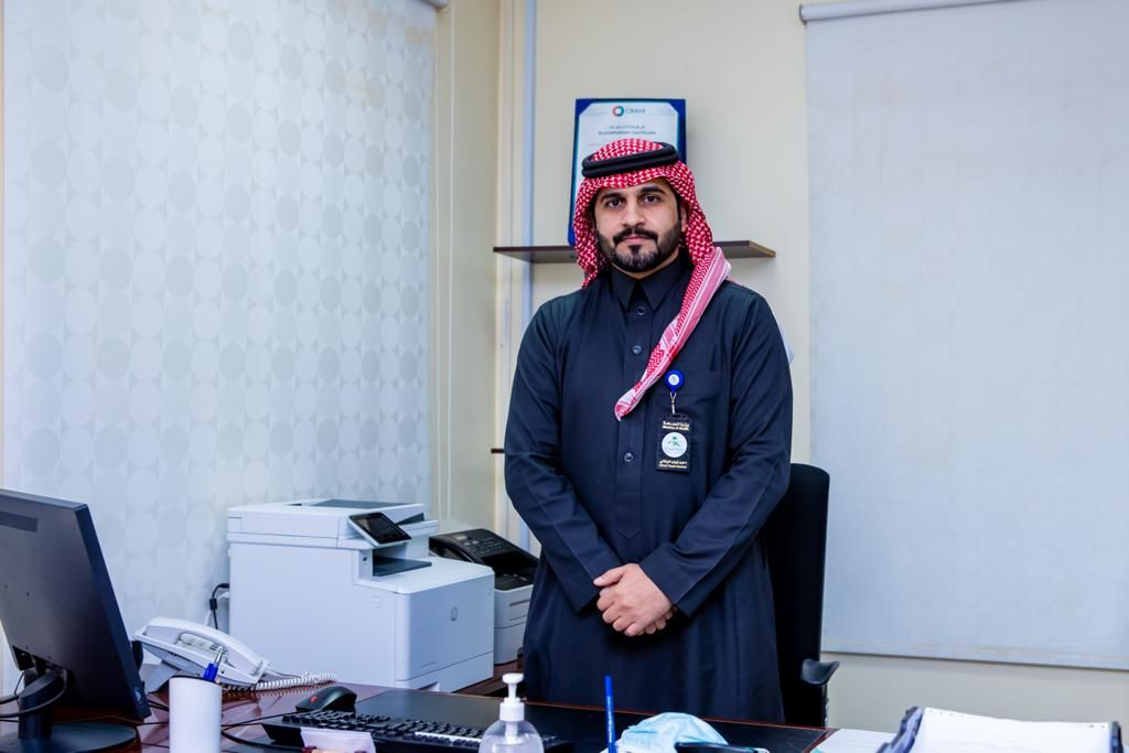 مدير مركز صحي جنوب أبو موسى الأشعري