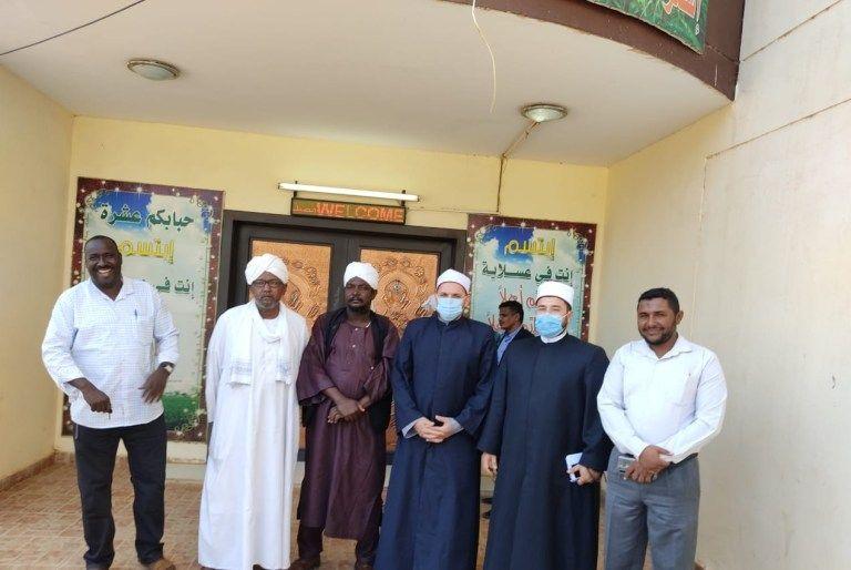 قافلة الأوقاف فى السودان (5)