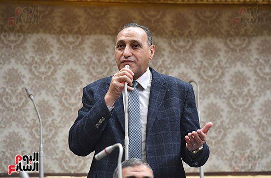 جلسة مجلس النواب برئاسة المستشار الدكتور حنفي جبالي (18)
