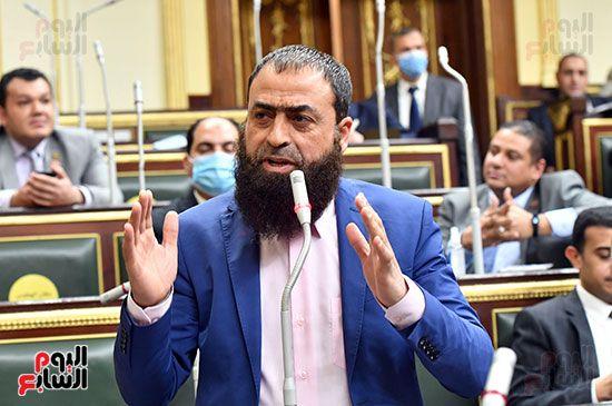 الجلسة المسائية بحضور عاصم الجزار وزير الاسكان (18)