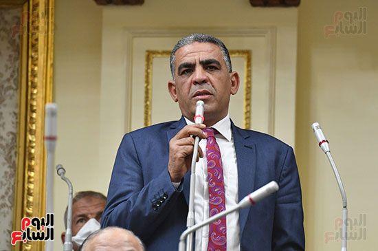 جلسة مجلس النواب برئاسة المستشار الدكتور حنفي جبالي (15)