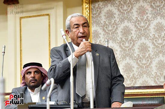 الجلسة المسائية بحضور عاصم الجزار وزير الاسكان (19)