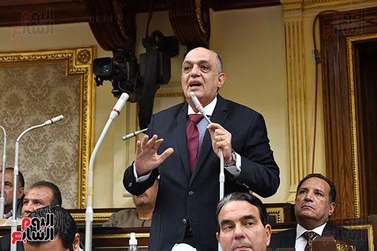 الجلسة المسائية بحضور عاصم الجزار وزير الاسكان (7)