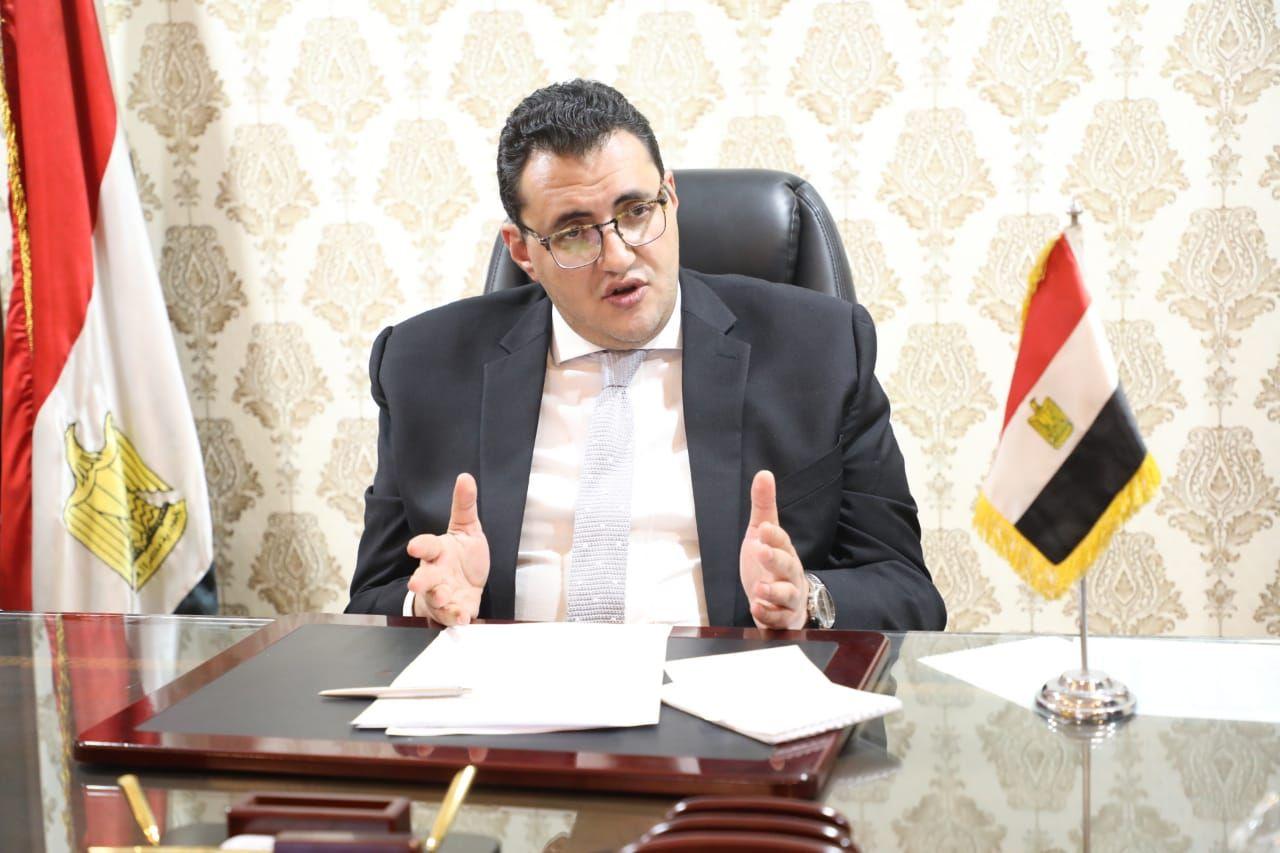 الدكتور خالد مجاهد متحدث وزارة الصحة