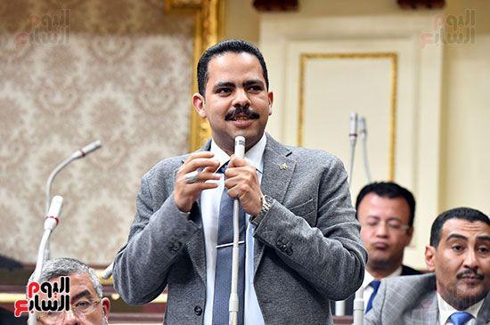 الجلسة المسائية بحضور عاصم الجزار وزير الاسكان (1)