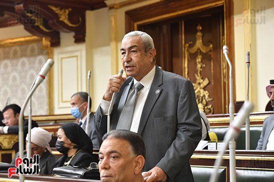 الجلسة المسائية بحضور عاصم الجزار وزير الاسكان (21)