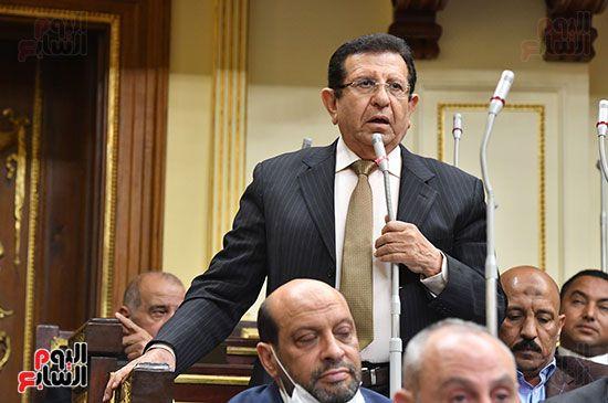 الجلسة المسائية بحضور عاصم الجزار وزير الاسكان (5)