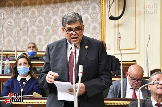 الجلسة المسائية لمجلس النواب (3)