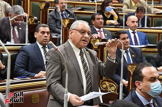 الجلسة المسائية لمجلس النواب (21)