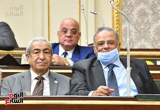 المناقشة النيابية لوزير الأثار والسياحة الدكتور خالد العناني (1)