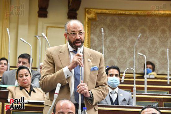 الجلسة المسائية لمجلس النواب (30)