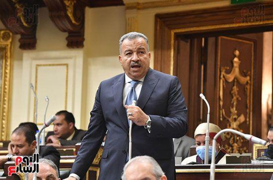 الجلسة المسائية لمجلس النواب (13)