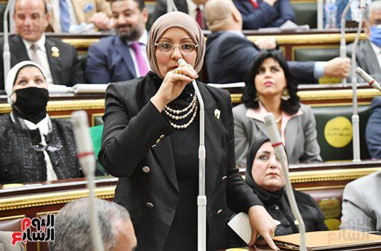الجلسة المسائية لمجلس النواب (10)
