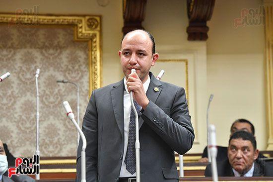 الجلسة المسائية لمجلس النواب (19)