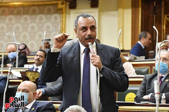 الجلسة المسائية لمجلس النواب (29)