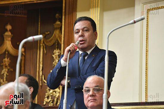 الجلسة المسائية لمجلس النواب (14)