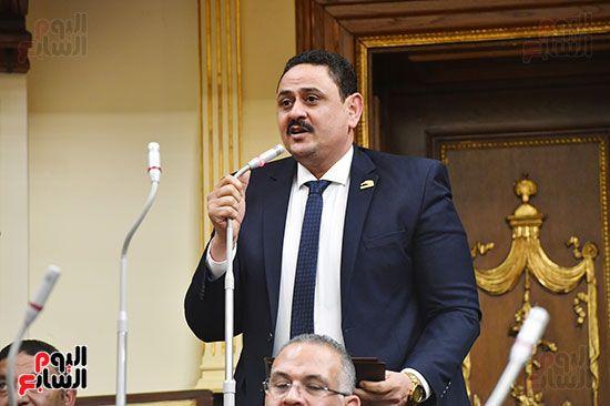 الجلسة المسائية لمجلس النواب (27)