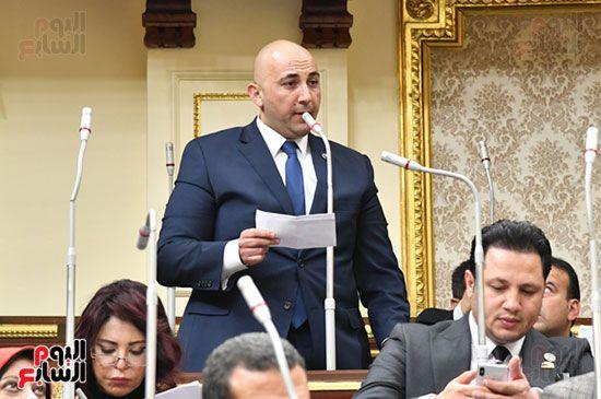 الجلسة المسائية لمجلس النواب (7)