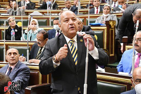 الجلسة المسائية لمجلس النواب (4)