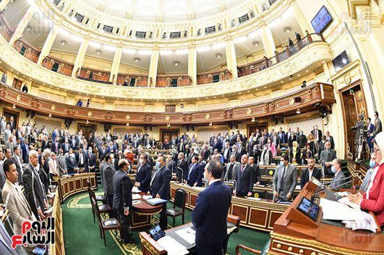 الجلسة المسائية لمجلس النواب (2)