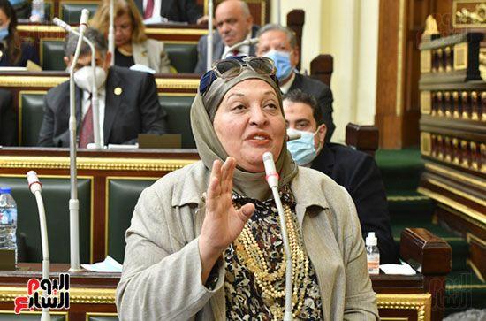 الجلسة المسائية لمجلس النواب (12)