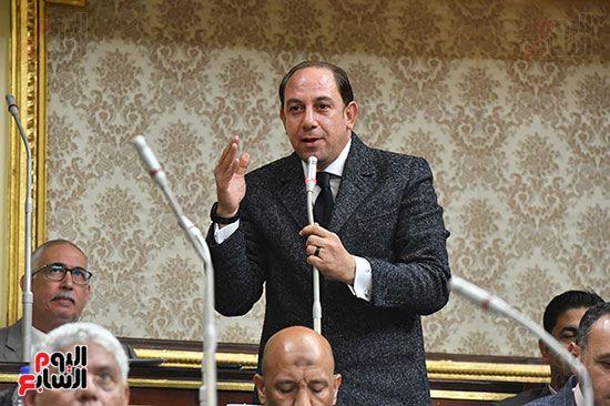 الجلسة المسائية لمجلس النواب (22)