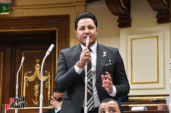 الجلسة المسائية لمجلس النواب (17)