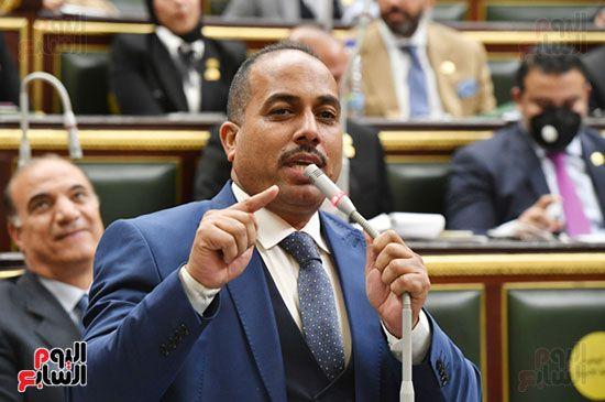 الجلسة المسائية لمجلس النواب (26)
