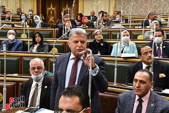 الجلسة المسائية لمجلس النواب (6)