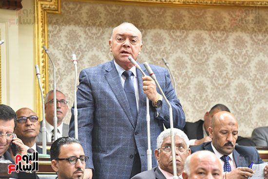 الجلسة المسائية لمجلس النواب (8)