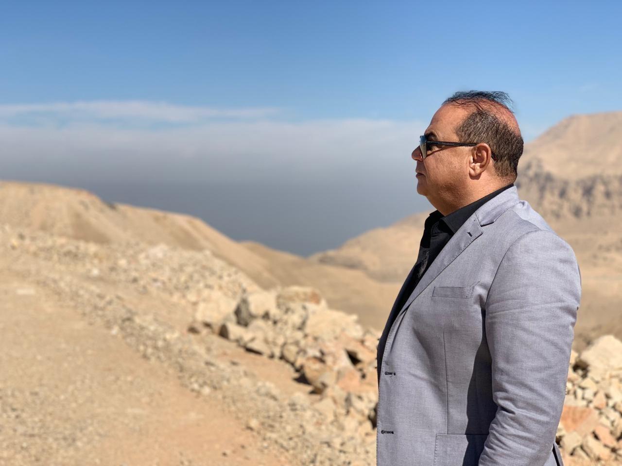 هشام الخولي رئيس مجلس الإدارة (1)