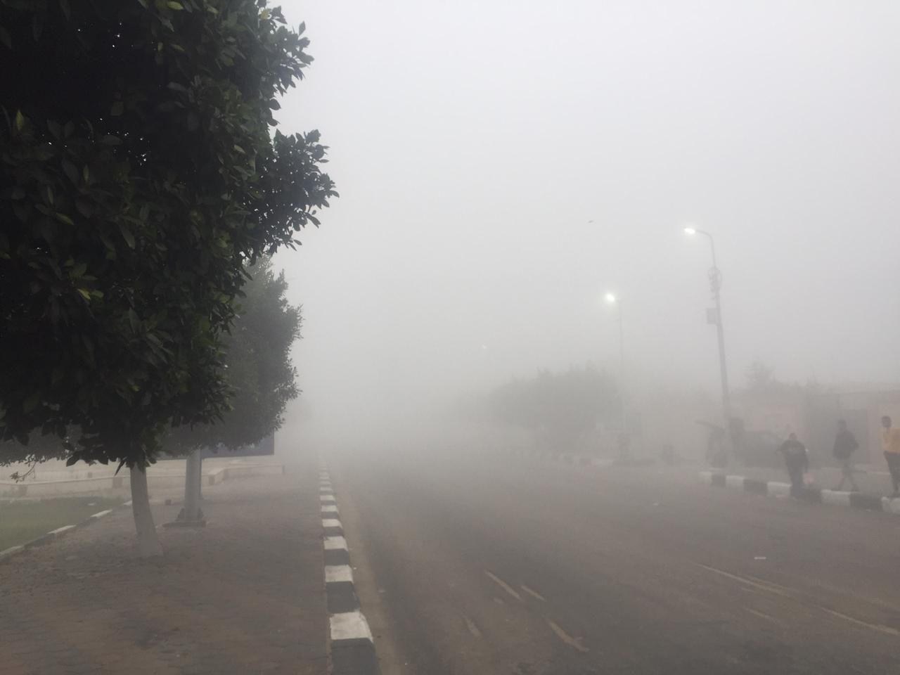 غلق طريق الإسماعيلية – القاهرة (10)