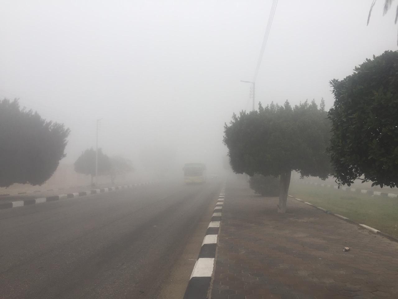 غلق طريق الإسماعيلية – القاهرة (7)