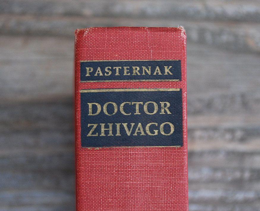 رواية الدكتور زيفاجو