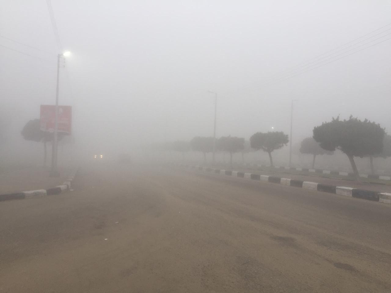 غلق طريق الإسماعيلية – القاهرة (9)