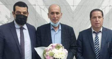 رئيس مولودية الجزائر يشيد بحسن استقبال الزمالك فى القاهرة
