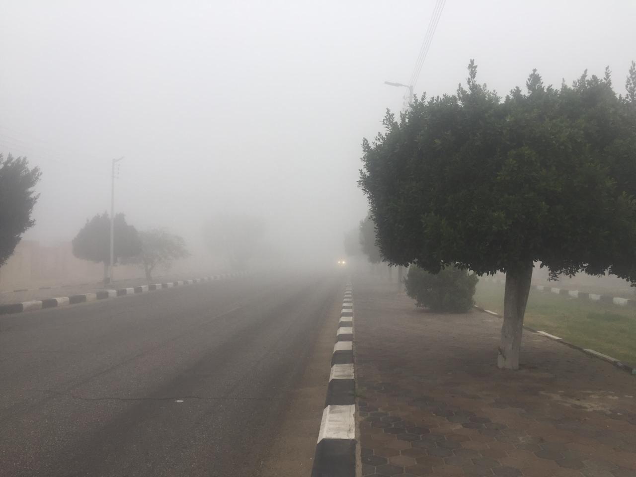 غلق طريق الإسماعيلية – القاهرة (11)