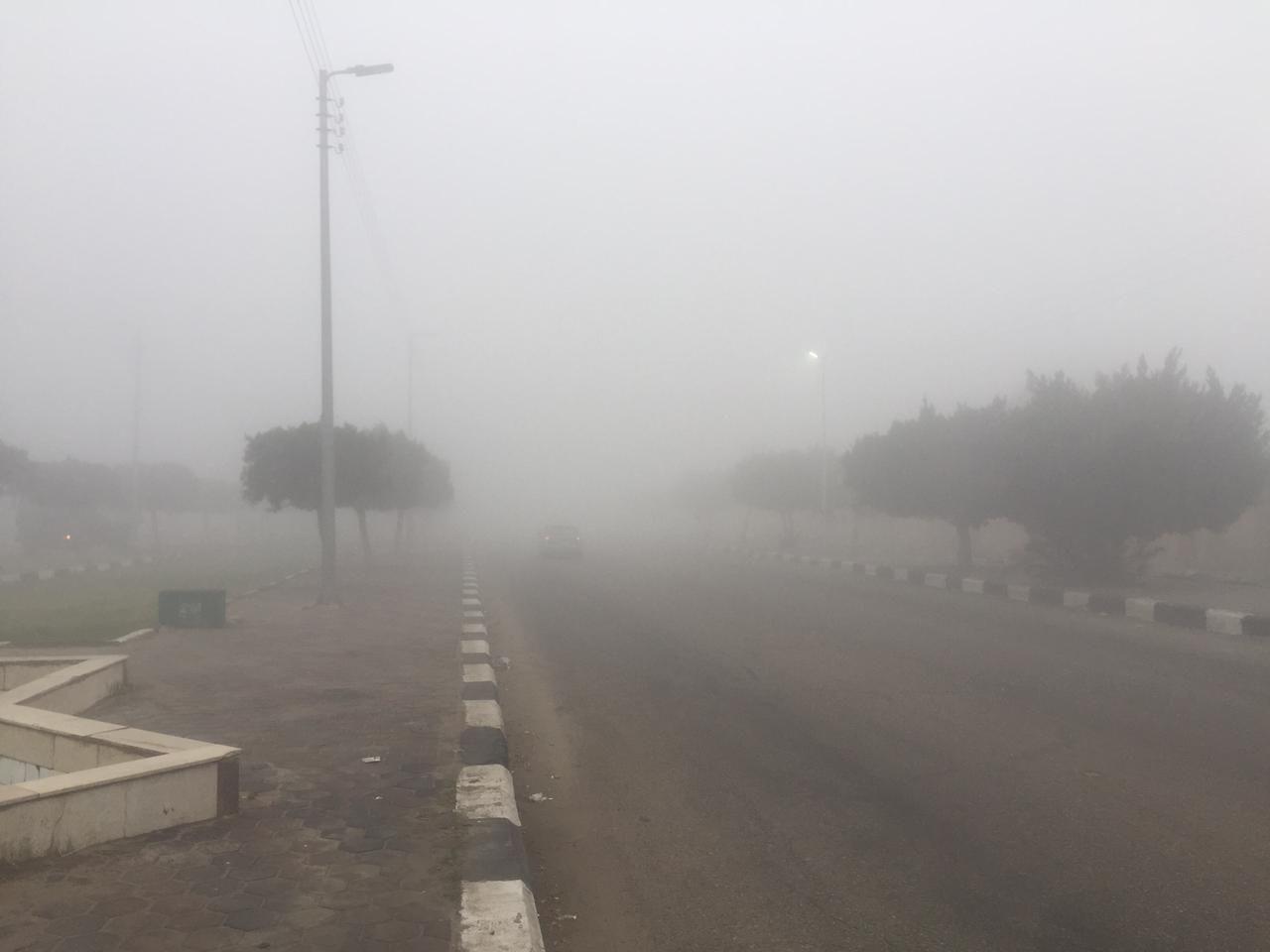 غلق طريق الإسماعيلية – القاهرة (4)