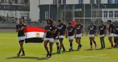 مصر تكتسح السودان في انطلاق البطولة العربية للرجبي