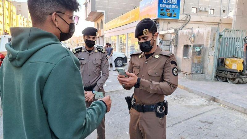 طة الشرقية تنفذ جولات ميدانية لمتابعة تطبيق الإجراءات الاحترازية بمحافظة الجبيل 1