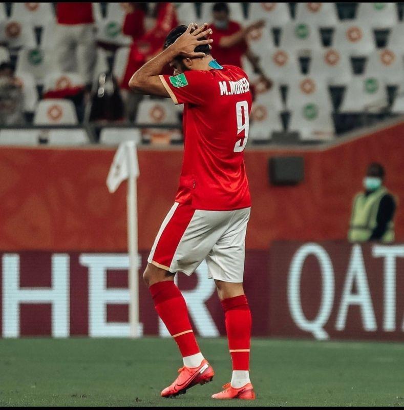 اللاعب مروان محسن