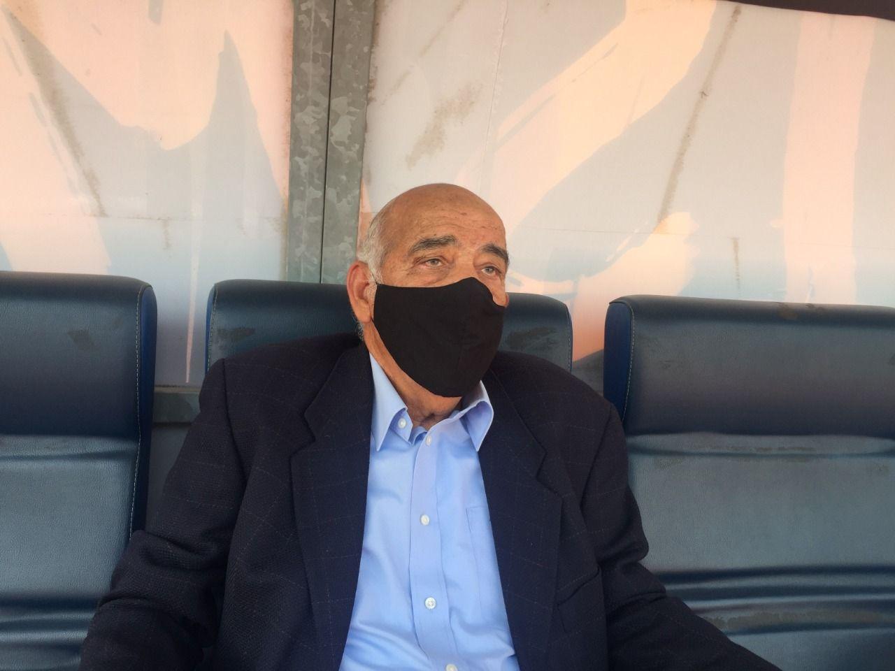 على أبو جريشة رئيس اللجنة الفنية بالإسماعيلى