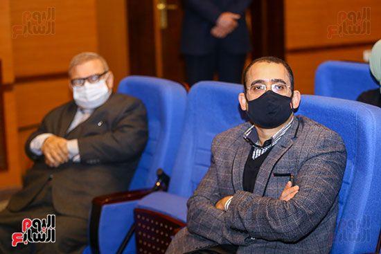 وزير الأوقاف يكرم أئمة وواعظات قافلة الأوقاف (5)