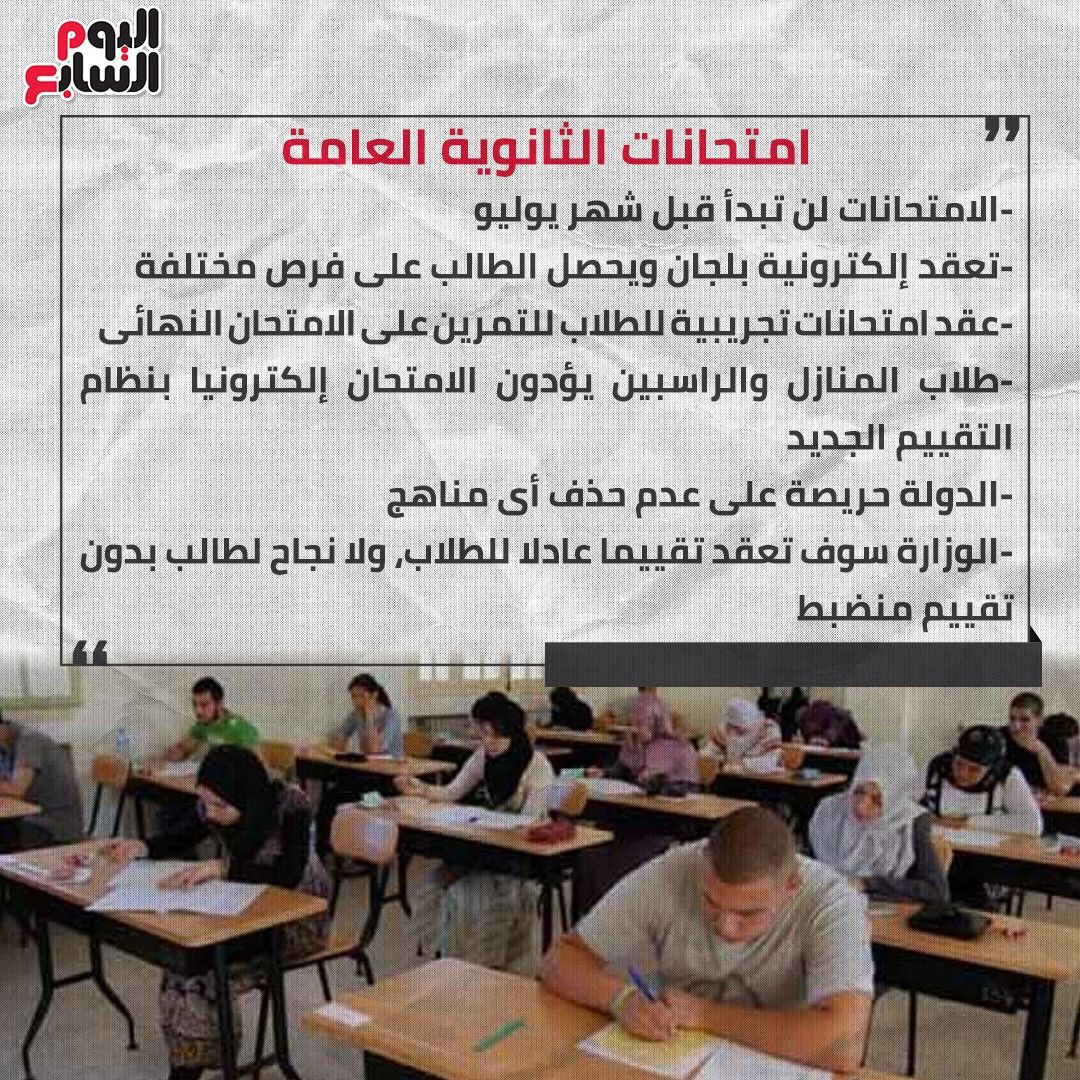 تفاصيل عودة الدراسة والامتحانات (4)