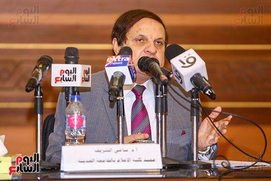 وزير الأوقاف يكرم أئمة وواعظات قافلة الأوقاف (20)