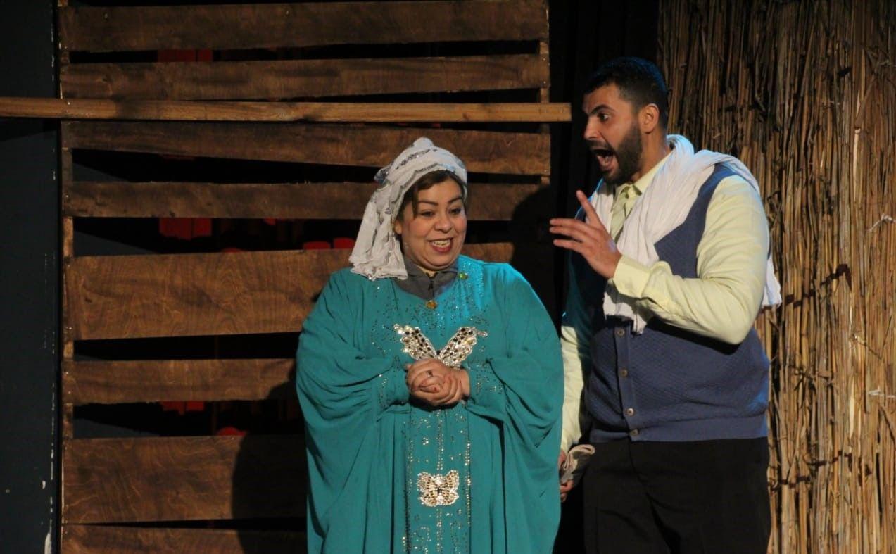 محمد صبري في مسرحية من 15 سنة