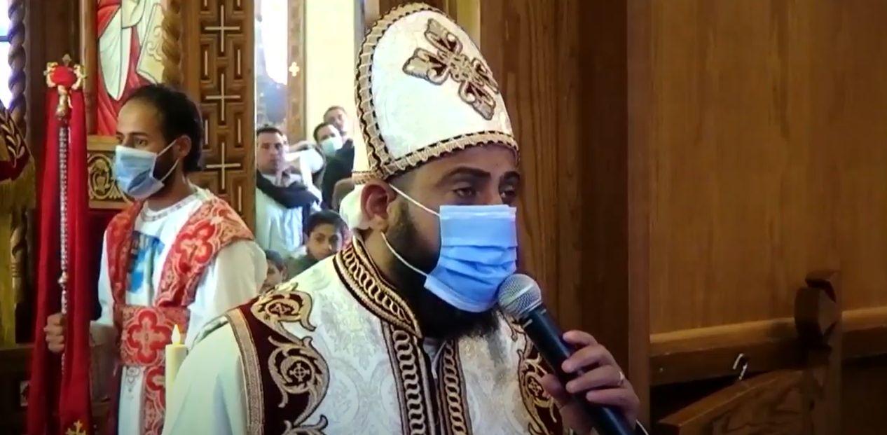 قداس شهداء ليبيا (7)